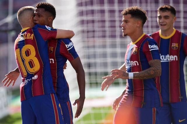 Celebración del Fútbol Club Barcelona