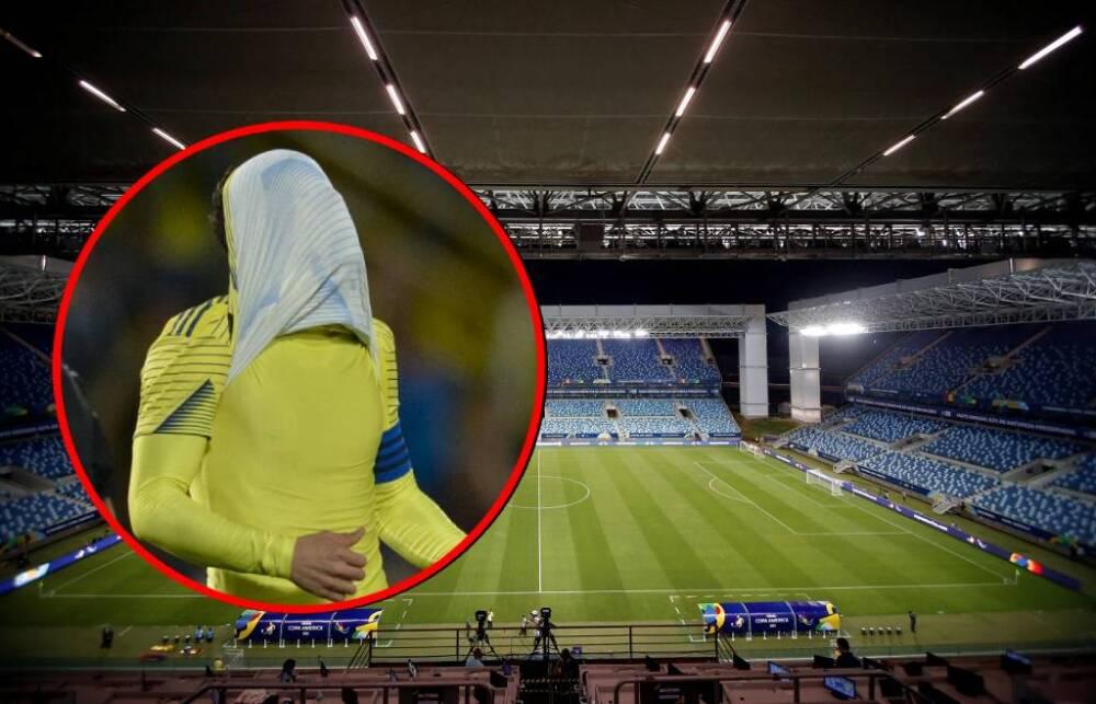 Colombianos fueron a Brasil a ver la Copa América sin saber que no habría público en los estadios