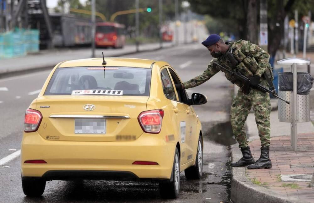 Militares que brinden asistencia en ciudades