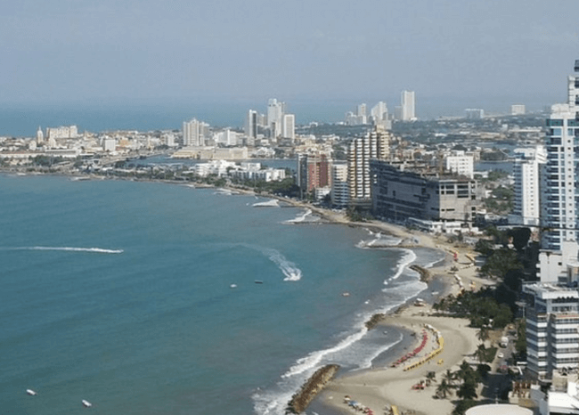 371256_Playas de Cartagena. Foto: Procuraduría