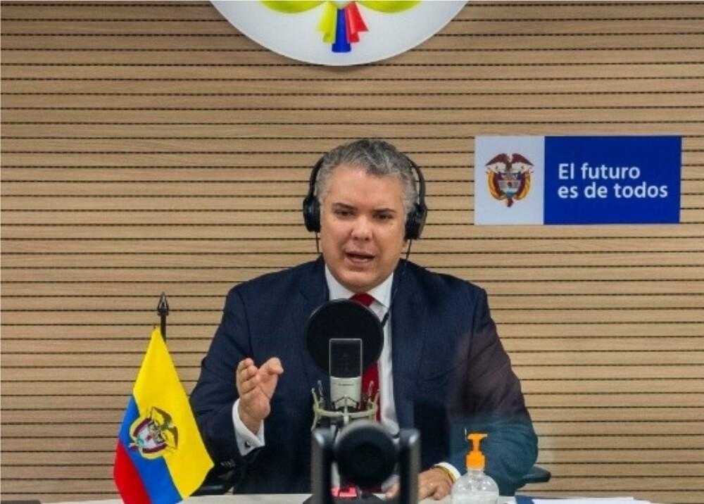 371168_Iván Duque // Foto: Presidencia