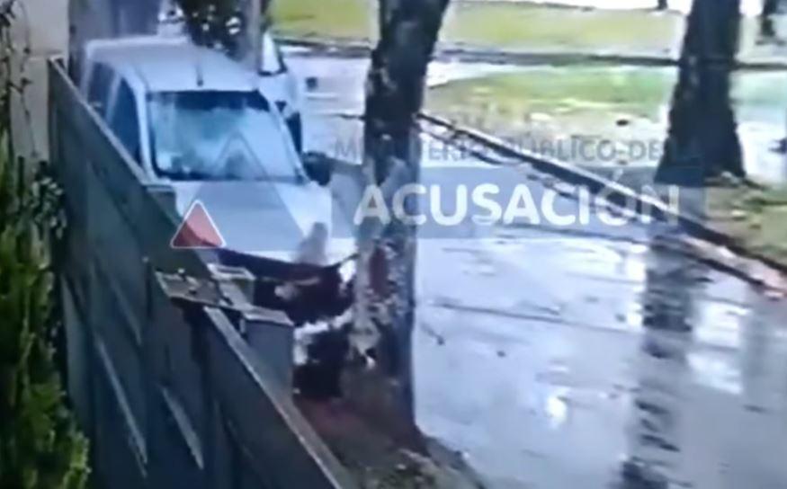 Ladrones arrollados en Argentina