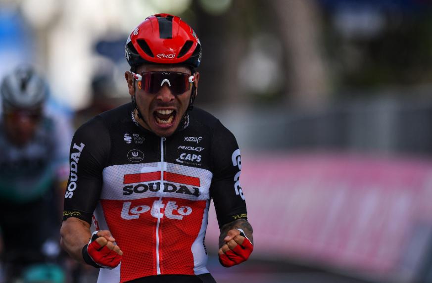 Caleb Ewan será el líder del Lotto-Soudal en el Tour de Francia 2021.