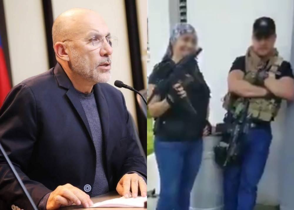 Roy Barreras y video de supuestos paramilitares que eran actores de una película