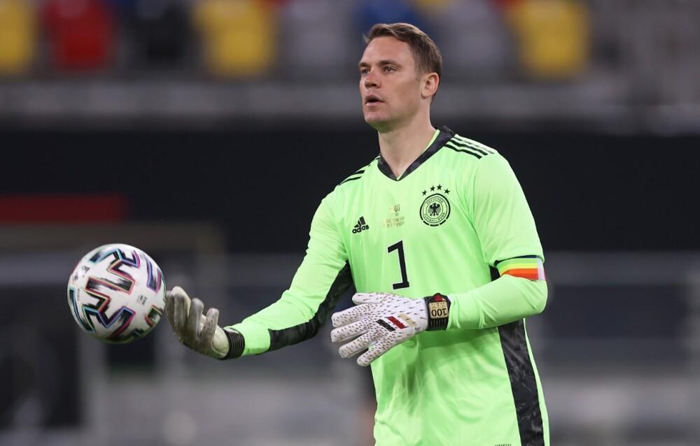 Neuer Selección Alemania