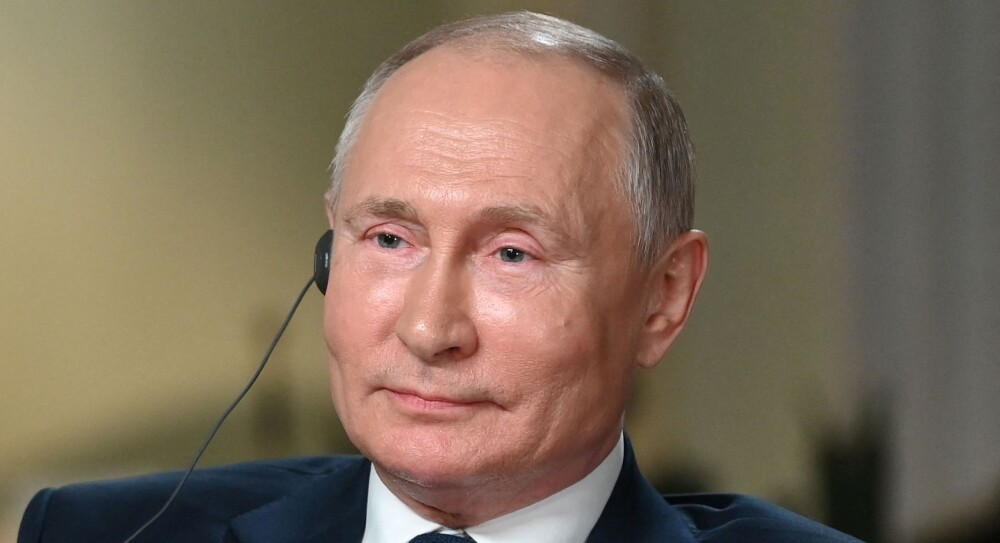 Periodista puso contra las cuerdas a Vladimir Putin