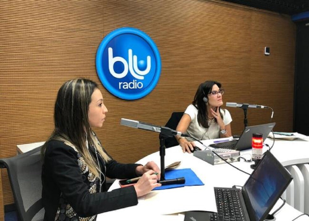 355697_BLU Radio // Mesa BLU // Foto: BLU Radio