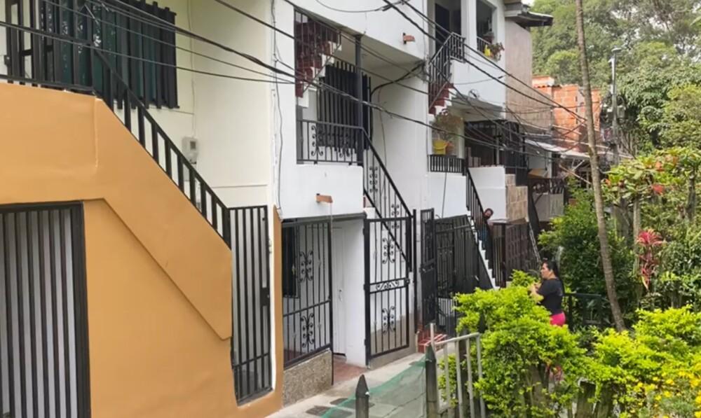 Doble homcidio en el barrio Calatrava de Itagüí, Antioquia