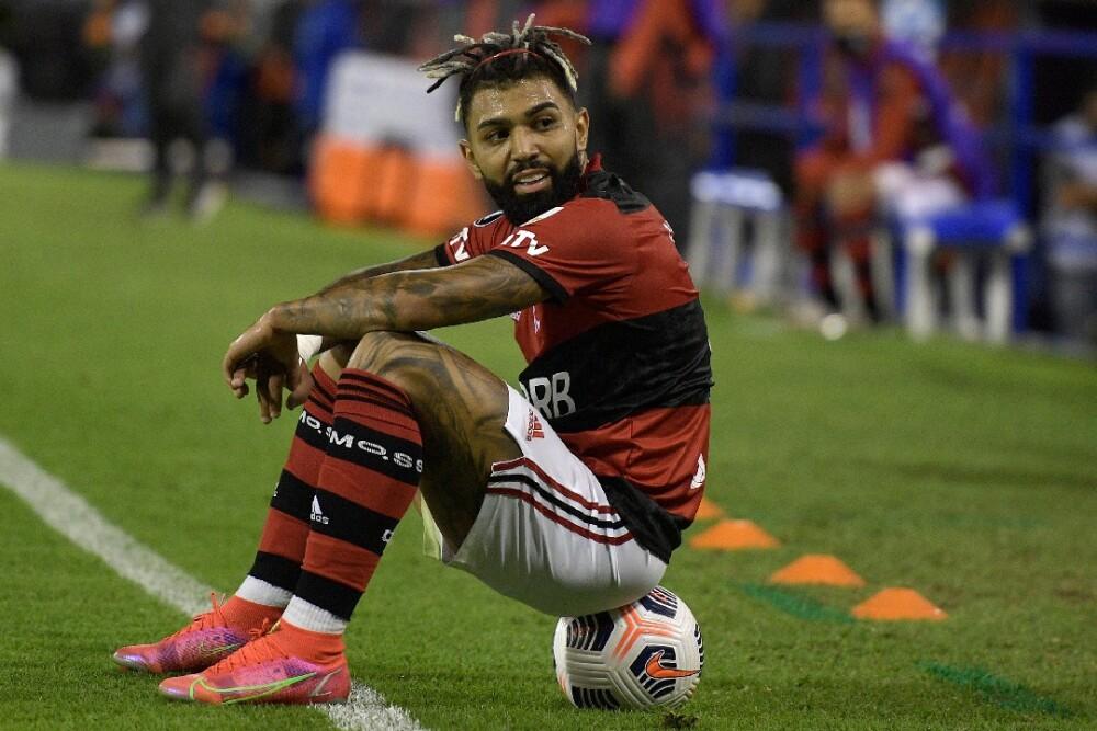 Gabigol Barbosa Flamengo 260421 Getty Images E.jpg