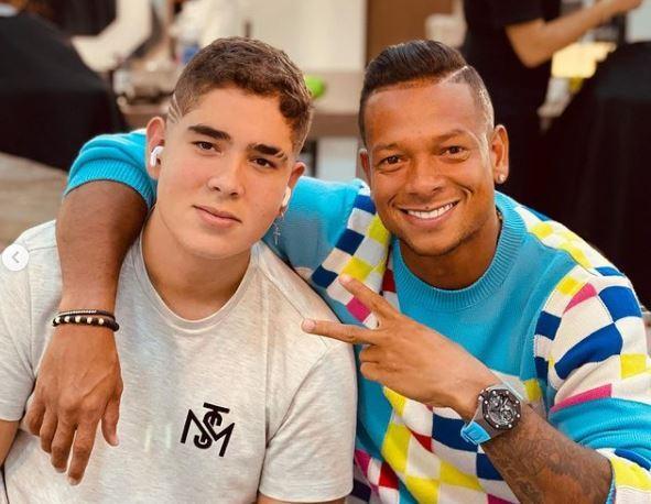 Daniel y Fredy Guarín