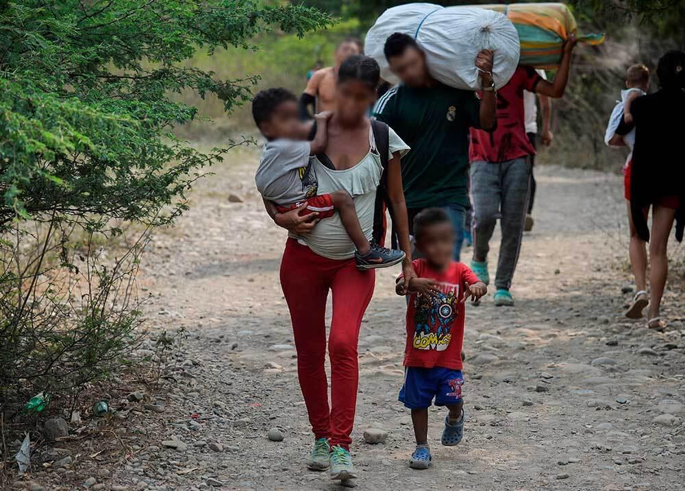 336346_BLU Radio // Madres venezolanas // Foto: AFP