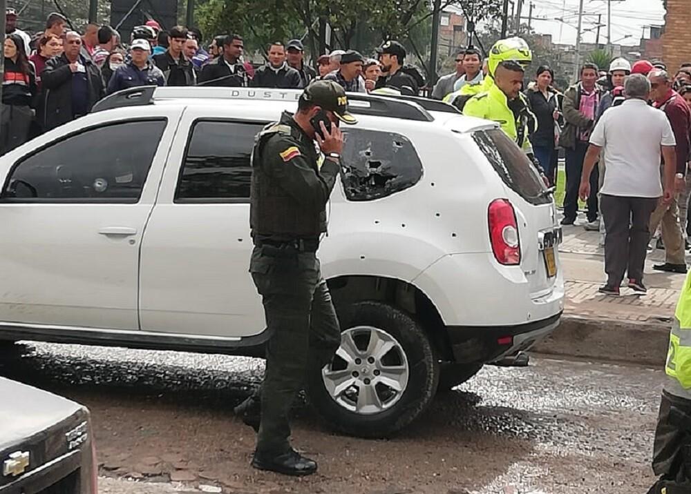 Inseguridad en Bogotá