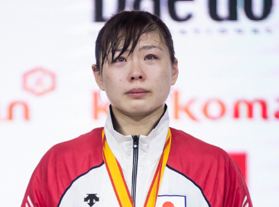 Ayumi Uekusa fue víctima de un cruel entrenamiento.