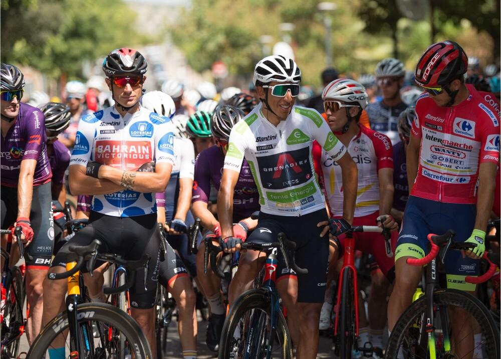 Clasificación general Vuelta a España Foto AFP.jpg