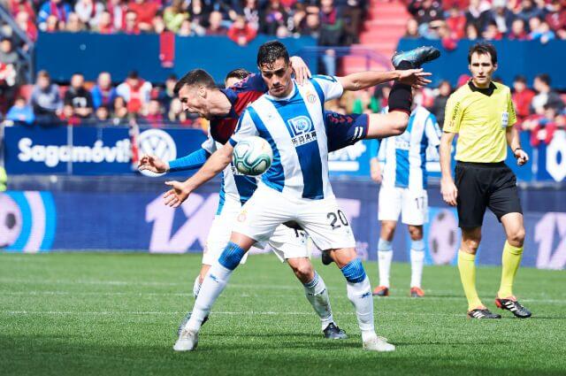 335595_Jugadores del Espanyol extendieron su contrato por un mes.