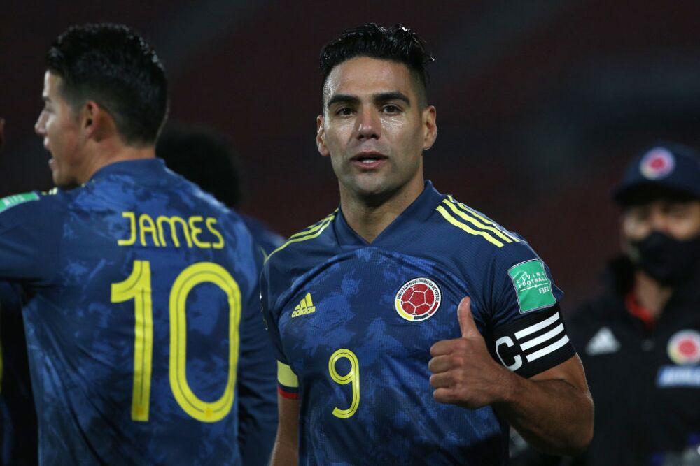 Falcao García, jugador de Selección Colombia