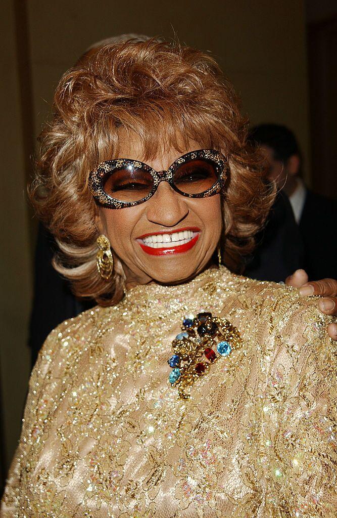 Salsa Singer Celia Cruz Dies at 77
