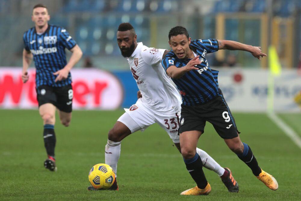 Luis Fernando Muriel, Atalanta vs Torino