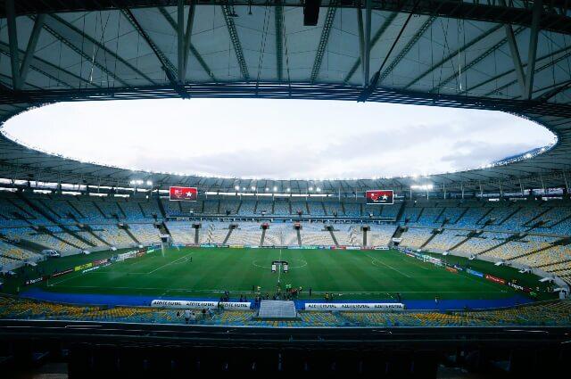 Estadio Maracaná de Río.