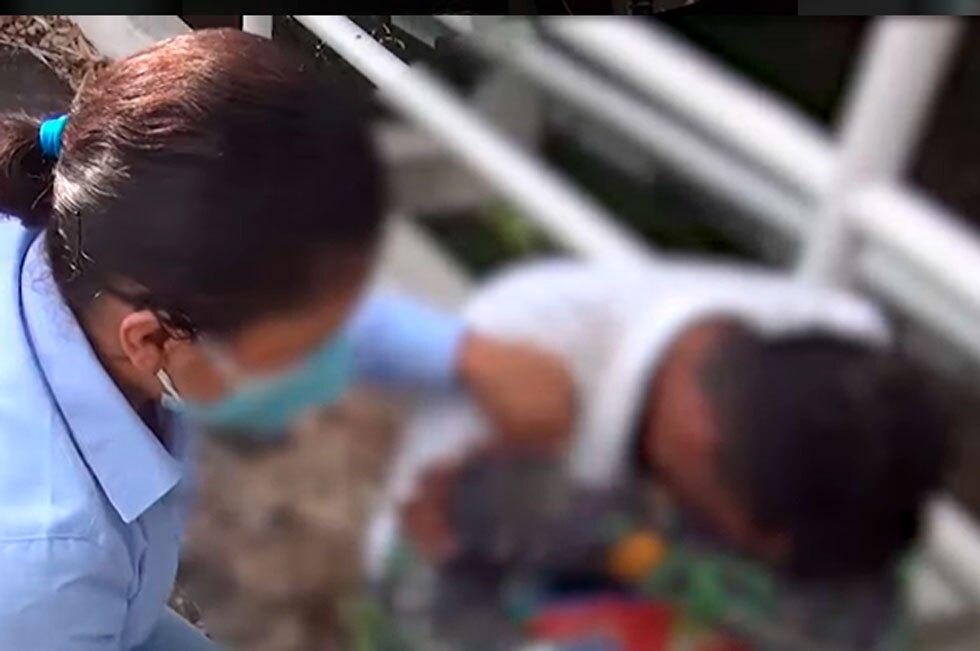 Barrancabermeja: periodista evita que joven se lance al vacío