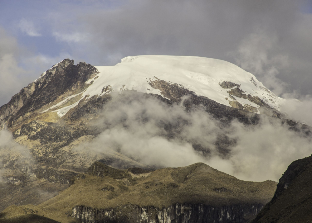 321393_Blu Radio // Nevado del Tolima // Foto: Ideam