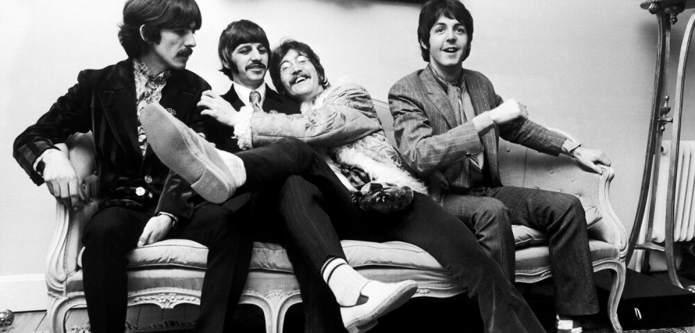 646924_The Beatles en 1967. Foto John Downing/Getty Images