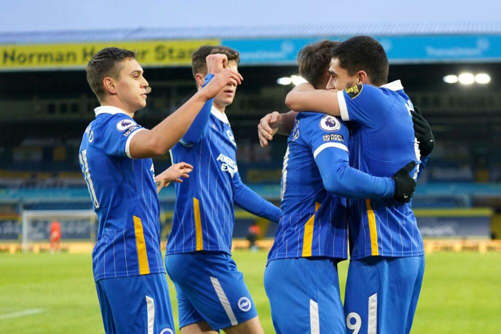 Leeds United v Brighton & Hove Albion - Premier League
