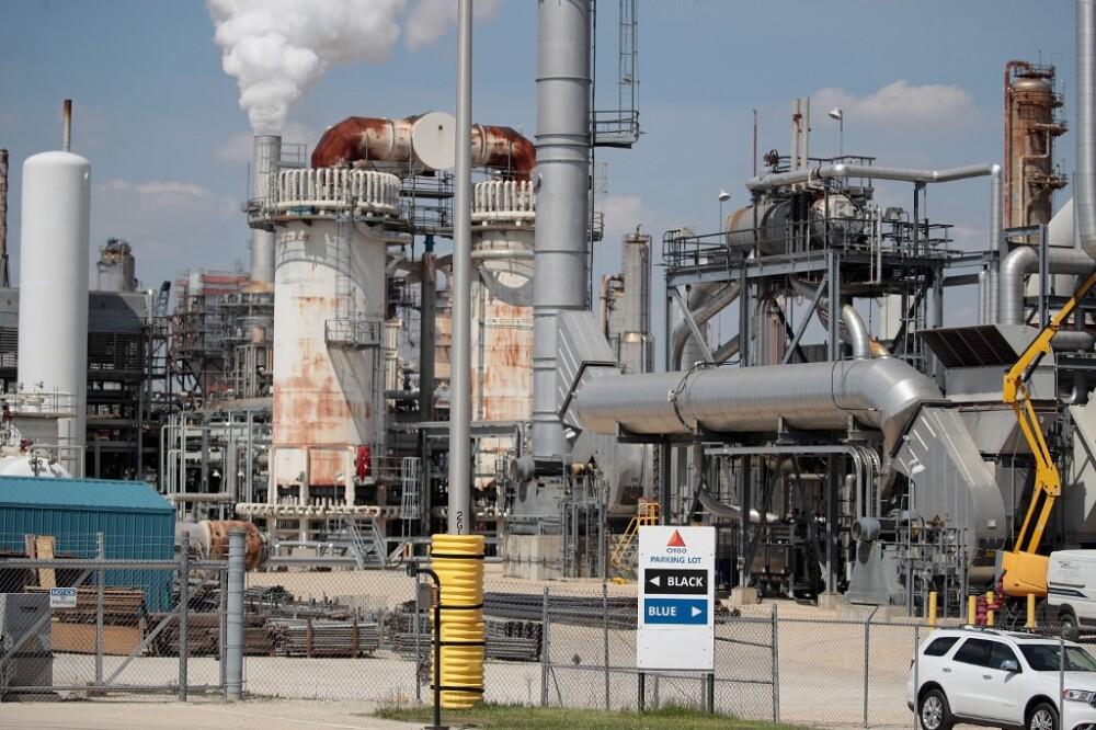 Refinería de Citgo en Illinois, EE.UU. : AFP.jpeg