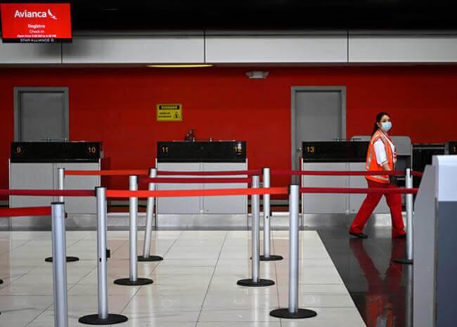 Crisis de las aerolíneas