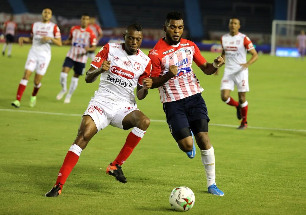 Junior vs Independiente Santa Fe