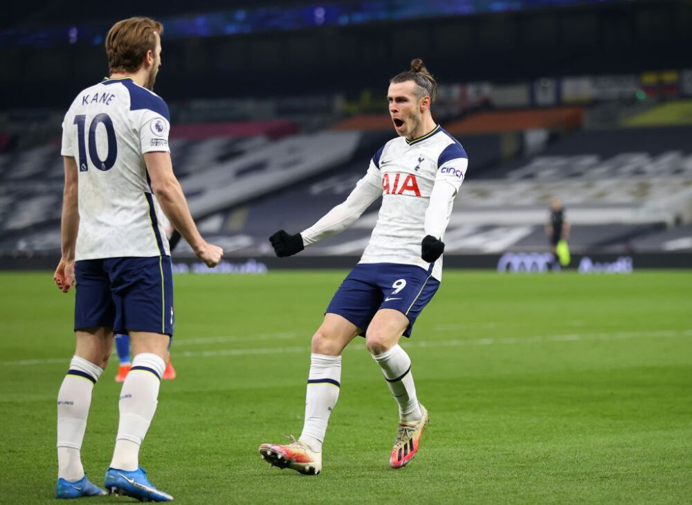 Gareth Bale - Tottenham Hotspur v Crystal Palace - Premier League