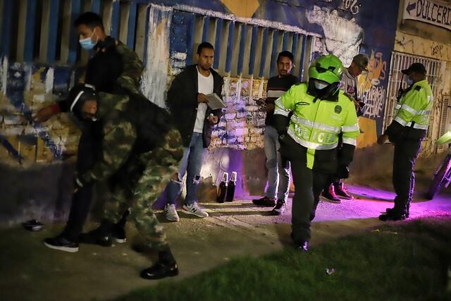 Se fugaron 21 retenidos de la estación de Policía de Soacha