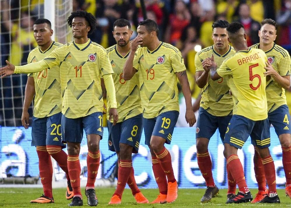 335786_BLU Radio // Selección Colombia // Foto: AFP