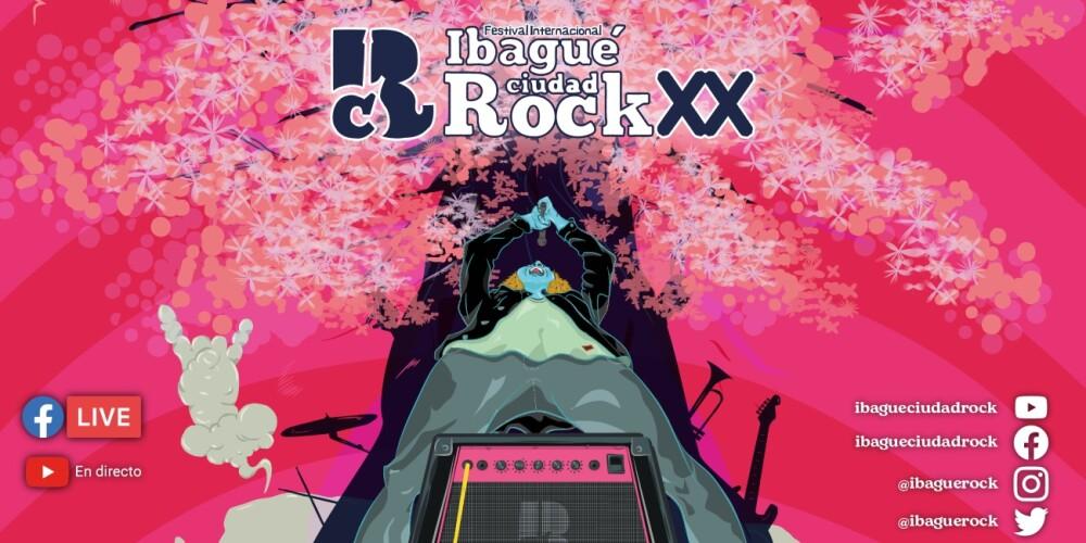 Ibague Ciudad Rock