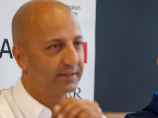 Joxean Fernández Matxin, director deportivo del UAE Team Emirates.
