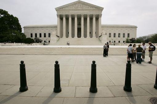 Corte Suprema de Justicia de Estados Unidos