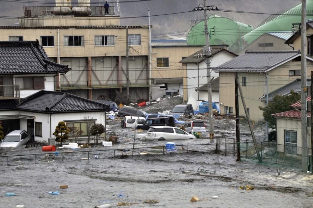 Terremoto en Japón - 10 años
