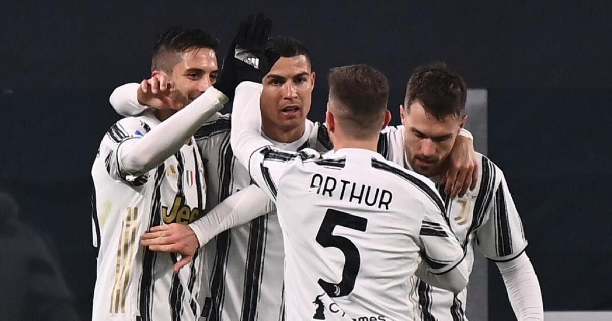 De la mano de un histórico Cristiano Ronaldo, Juventus volvió al triunfo tras golear 4-1 a Udinese