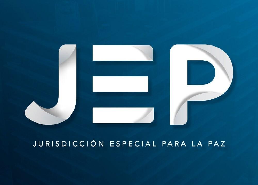 Logo de la Justicia Especial de Paz