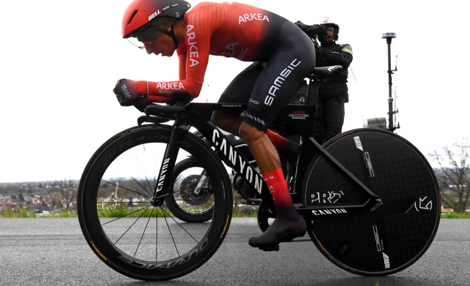 Nairo Quintana es el mejor colombiano en la clasificación general del Tour de Francia.