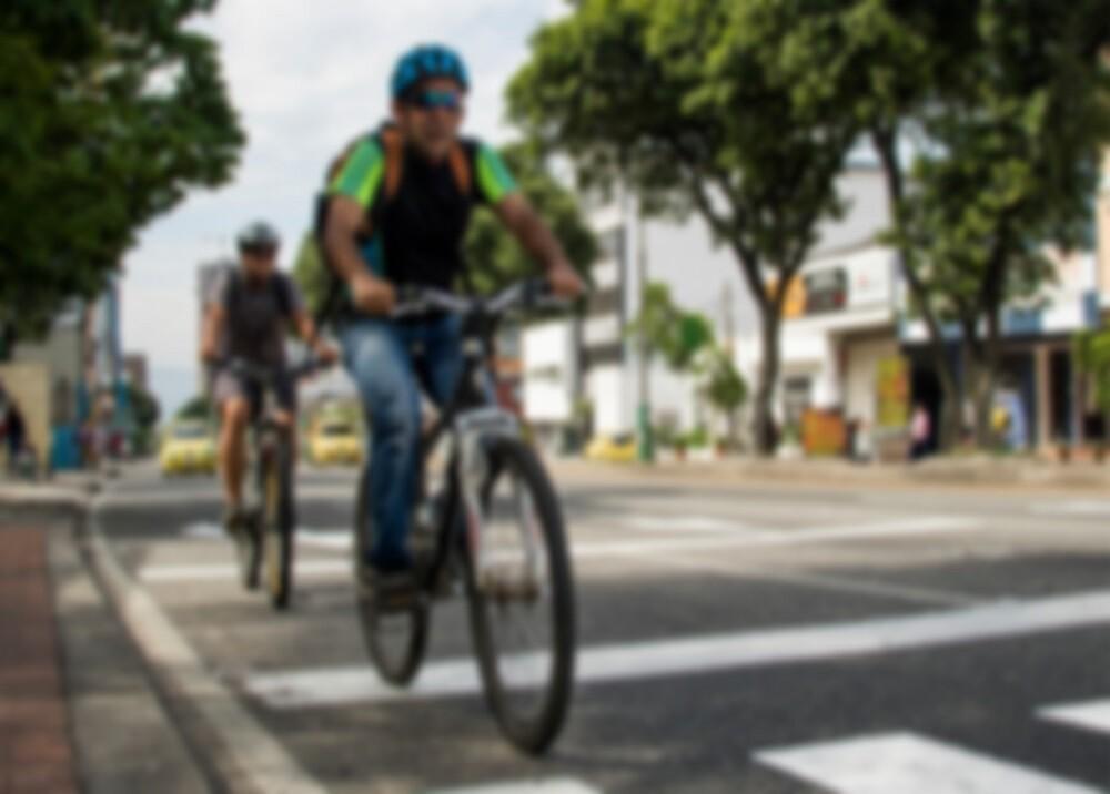 367723_Ciclistas en Bucaramanga / Foto: Alcaldía