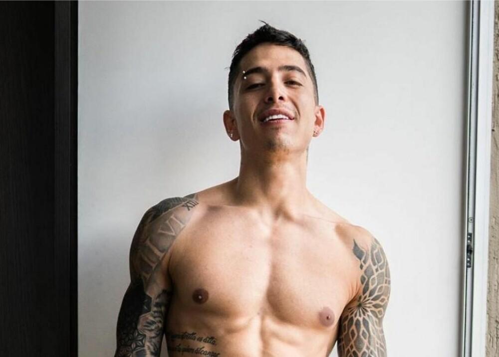 374367_Andy Rivera // Foto: Instagram Andy Rivera