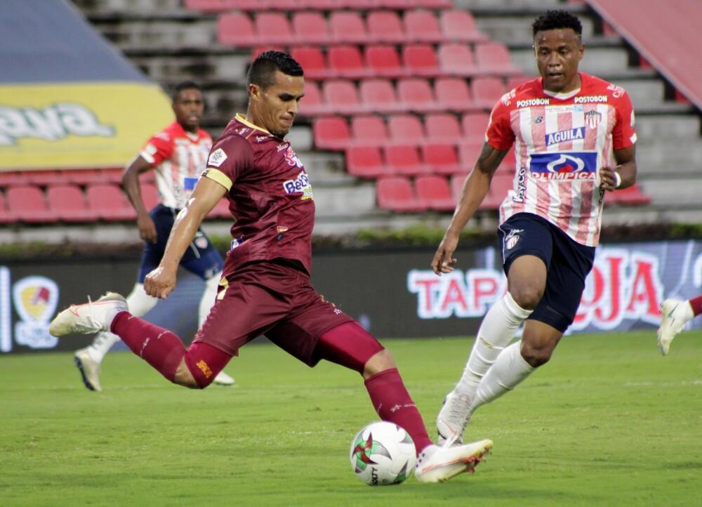 Deportes Tolima vs Atletico Junior