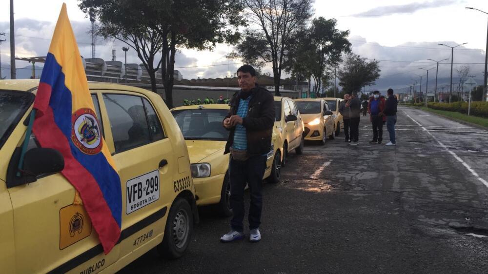 Protestas taxistas
