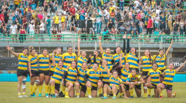 Colombia buscará cupo a Juegos Olímpicos en el rugby 7 femenino.