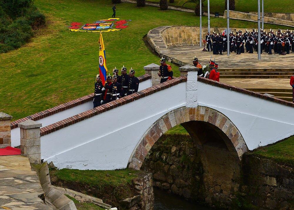 340518_Puente de Boyacá - Foto: AFP
