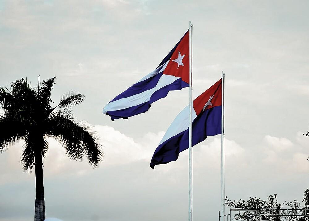 328340_BLU Radio, Bandera de Cuba / Foto: AFP