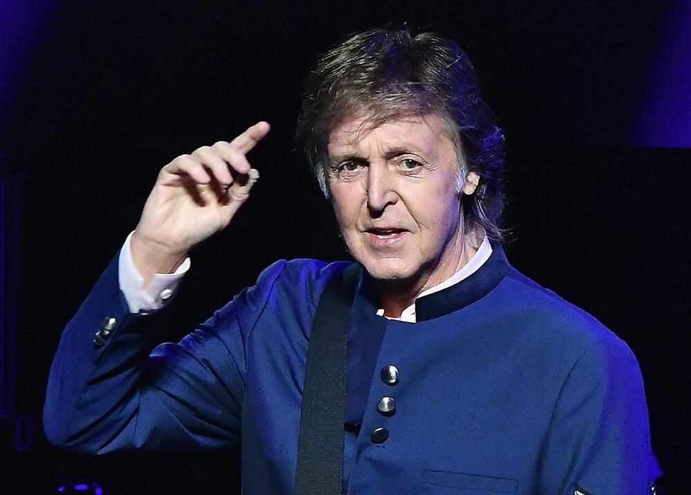 372852_Paul McCartney // Foto: AFP