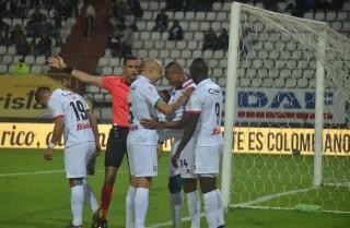 Once Caldas, equipo colombiano
