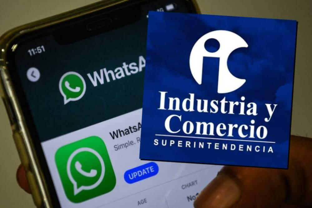 WhatsApp - Superintendencia SIC